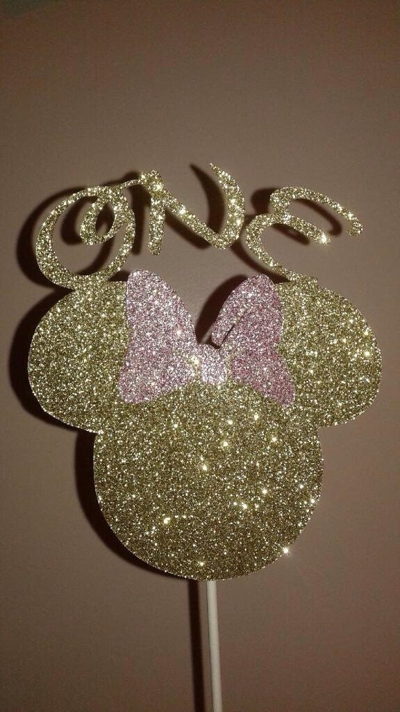 Minnie Mouse Cake Topper Mickey Mouse Cake Topper Minnie