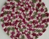 Crochet Wheeling Placemat...