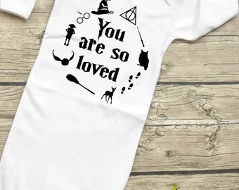 Download Harry potter pajamas - Etsy