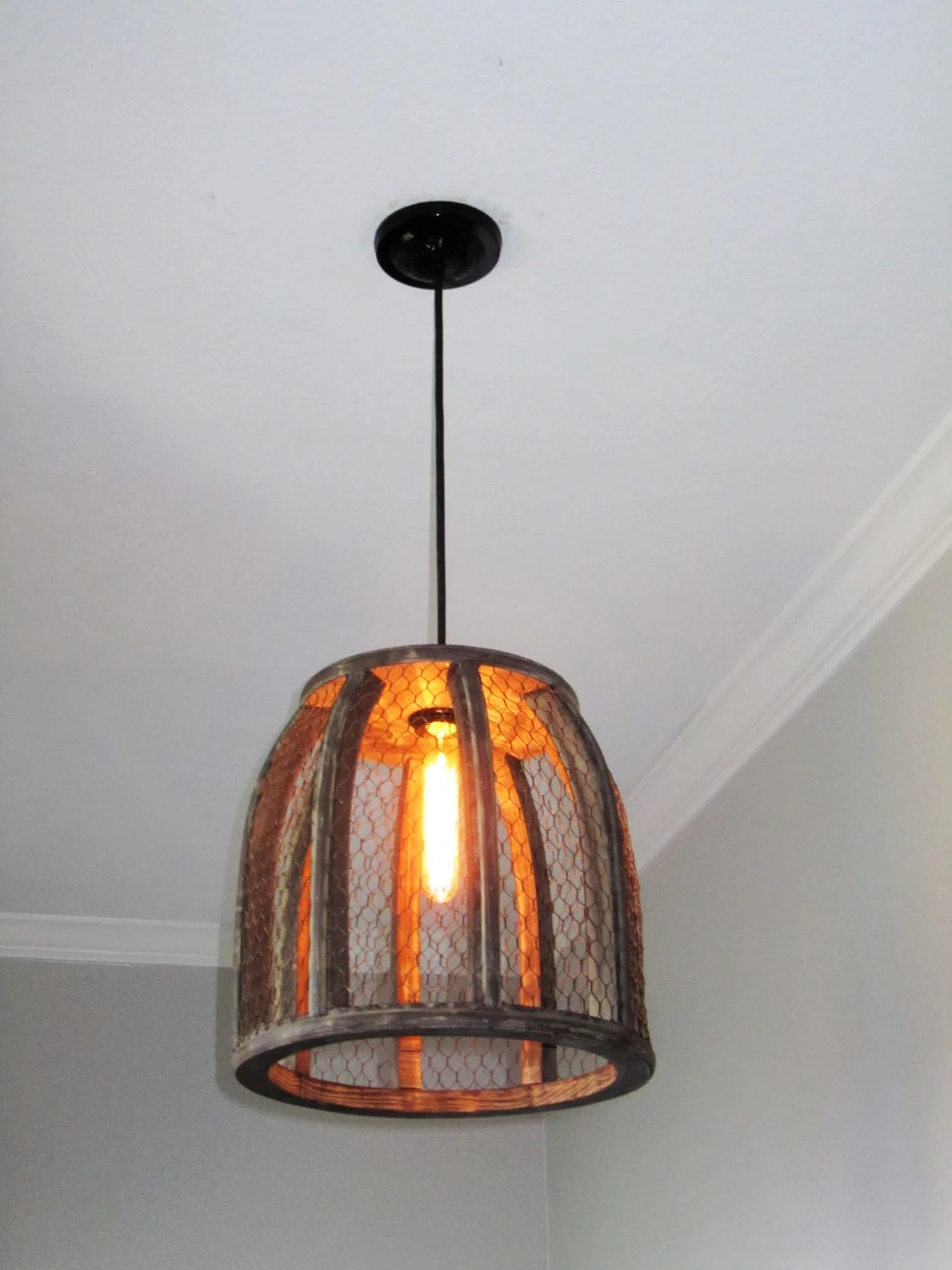 Farmhouse Light Pendant