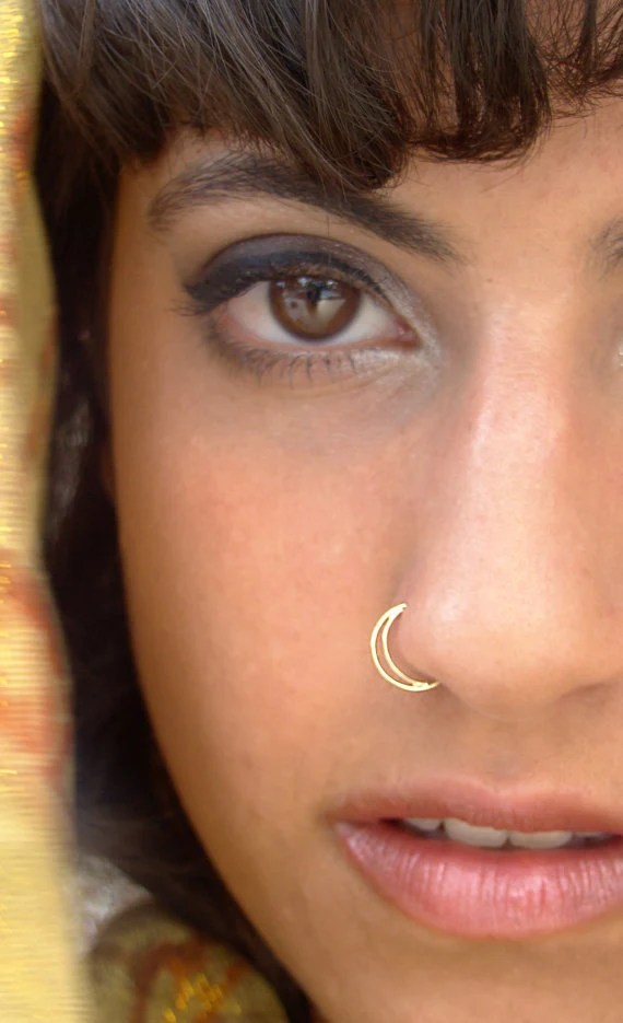 Piercing Gold Nose Rings