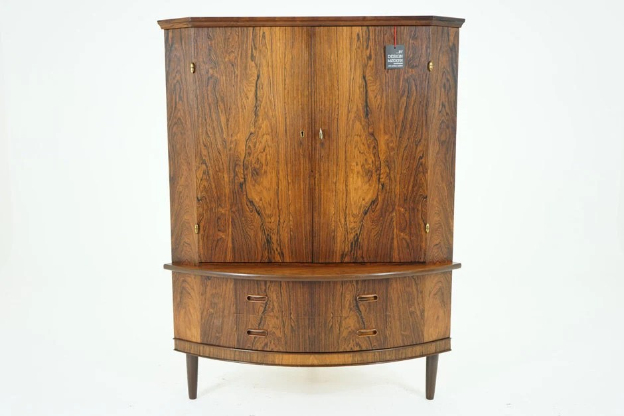 305-143 Danish Mid Century Modern Rosewood By