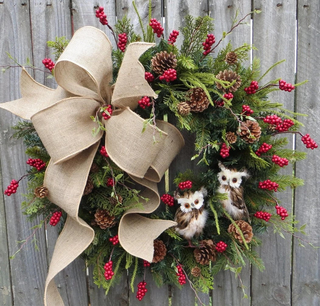 Outdoor Christmas Wall Decorations