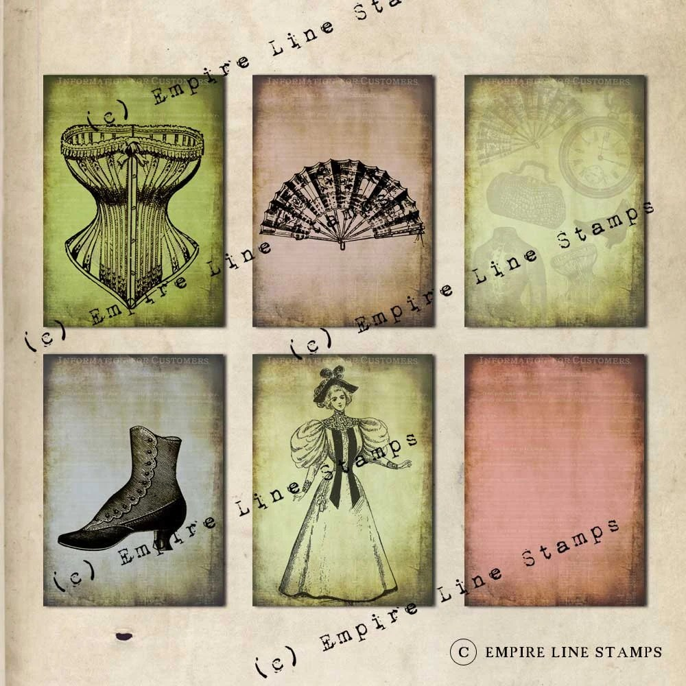 Antique Style Backgrounds...