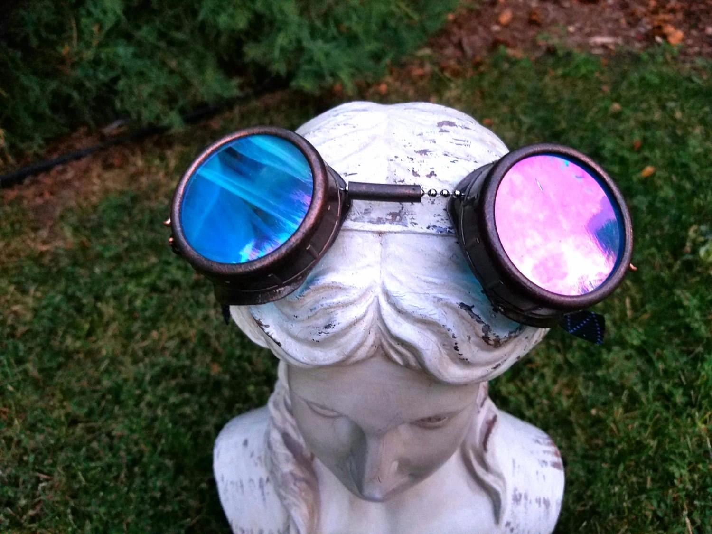 Sky Octopi Goggles