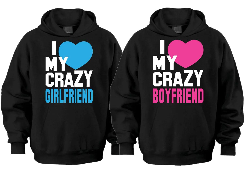 Boyfriend Girlfriend Sweaters Coat Nj