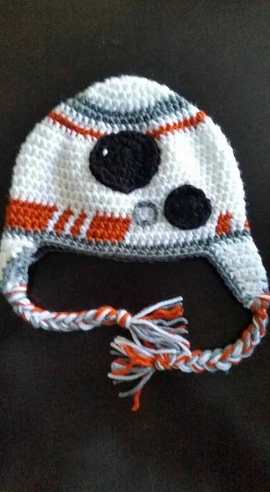 Hat Wars Crochet Star Pattern