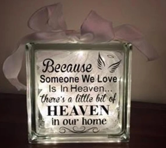 Download Because Someone We Love is in Heaven DOWNLOAD File Only ...