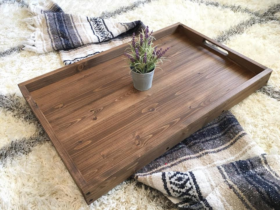 Ottoman Trays Home Decor
