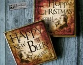 Beer Lover Coasters: Gift...