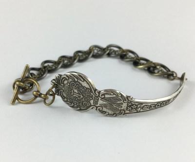 Rhode Island Bracelet Rhode Island Jewelry Spoon by ...