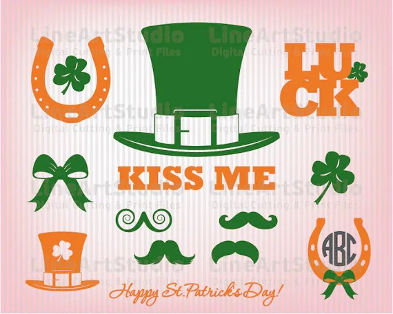 Download SVG St Patricks Day Files - SVG Cutting Files - Cutting ...