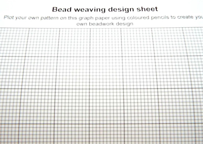 Bead Loom Kit Beginners Bead Kit Wooden Loom Diy Bead Kit