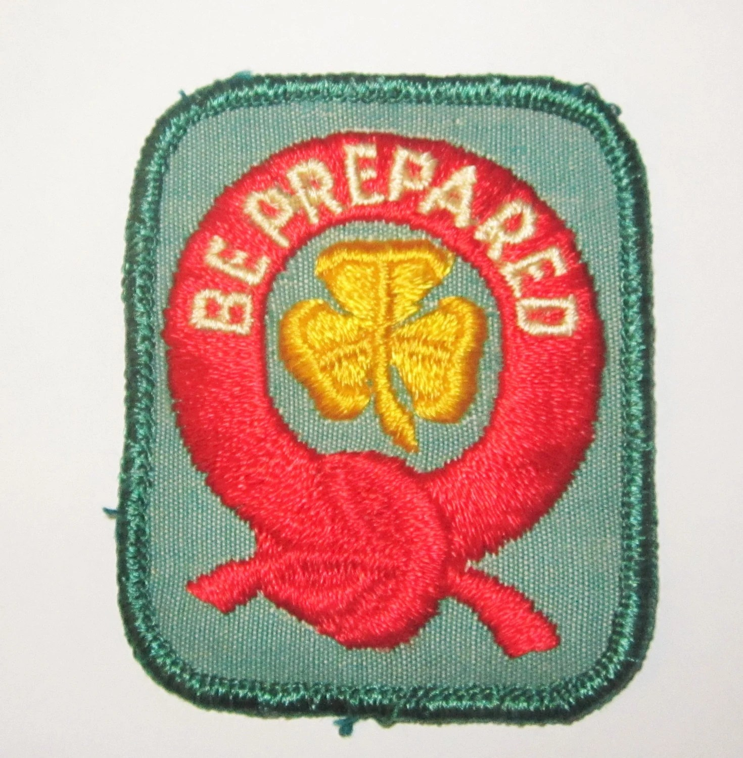 Vintage 1st Class Girl Scout Badge Circa By Allthingsgirlscout