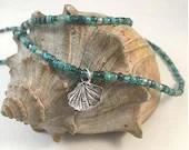 Silver Beach Necklace | S...