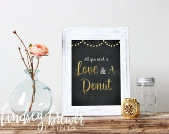 Download Love is all you need | Etsy