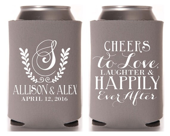 Download Cheers to Love Laughter Happily Ever After Personalized