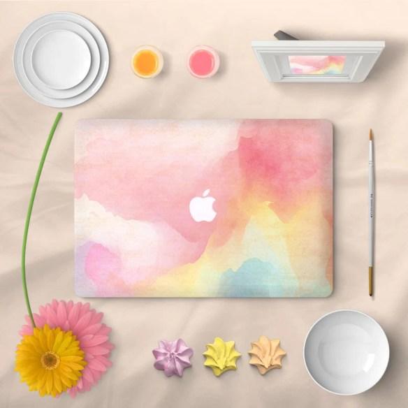 "MacBook Pro Decal - Mac Air Sticker - Laptop Skin - Surface Cover - MacBook Pro retina 15"" (Choose different version)"