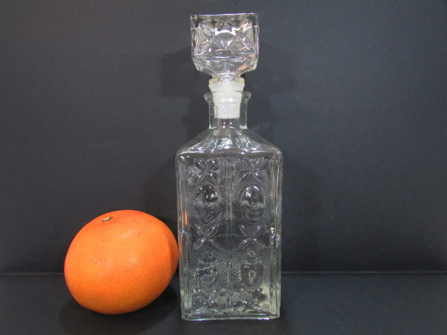 Vintage Decanter Alchol