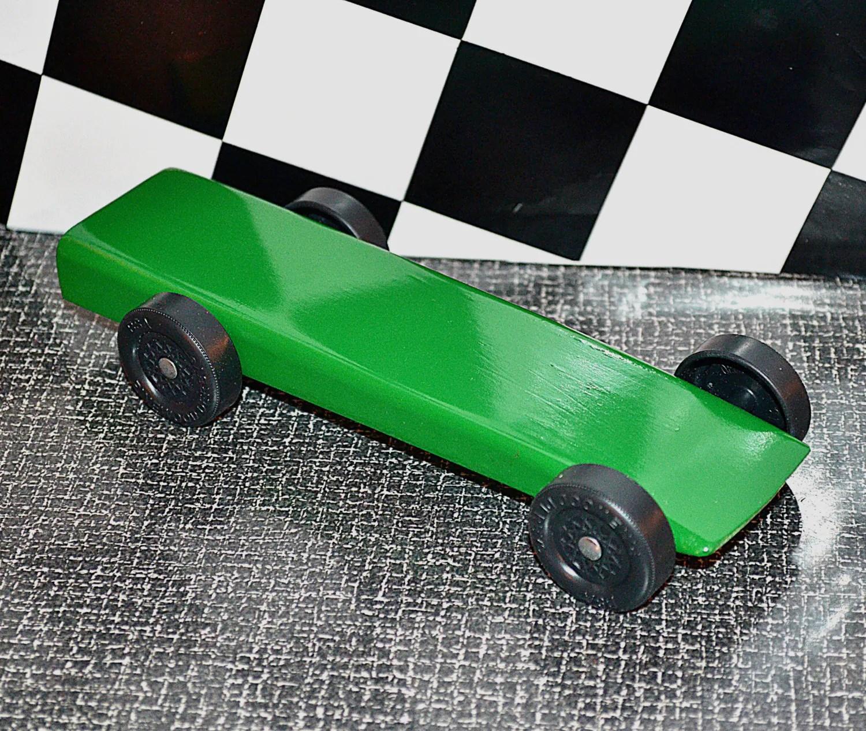 Pinewood Derby Car Or Awana Grand Prix Pine Car By Rapidracers