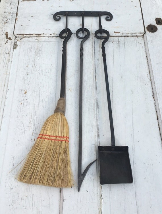 Fireplace Broom Replacement Tools
