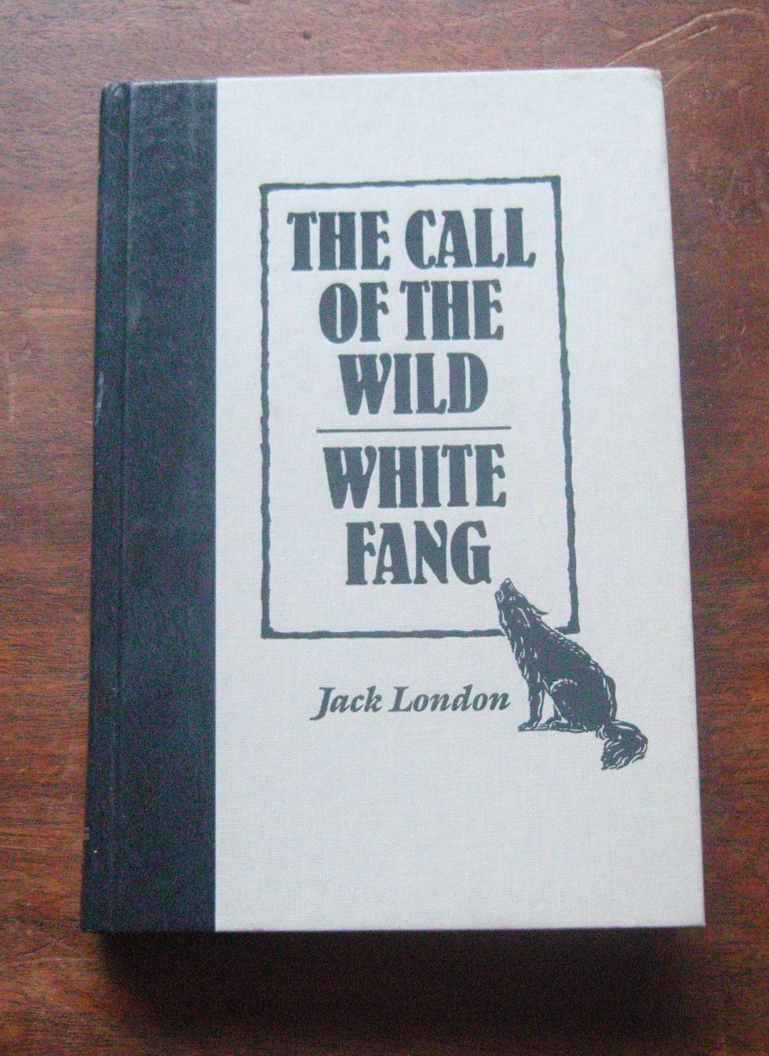 Call Of The Wild Amp White Fang By Jack London Reader S