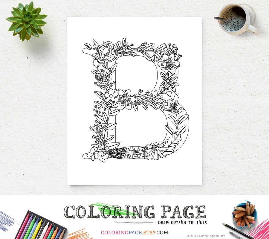 coloring pages be happy printable alphabets by coloringpage