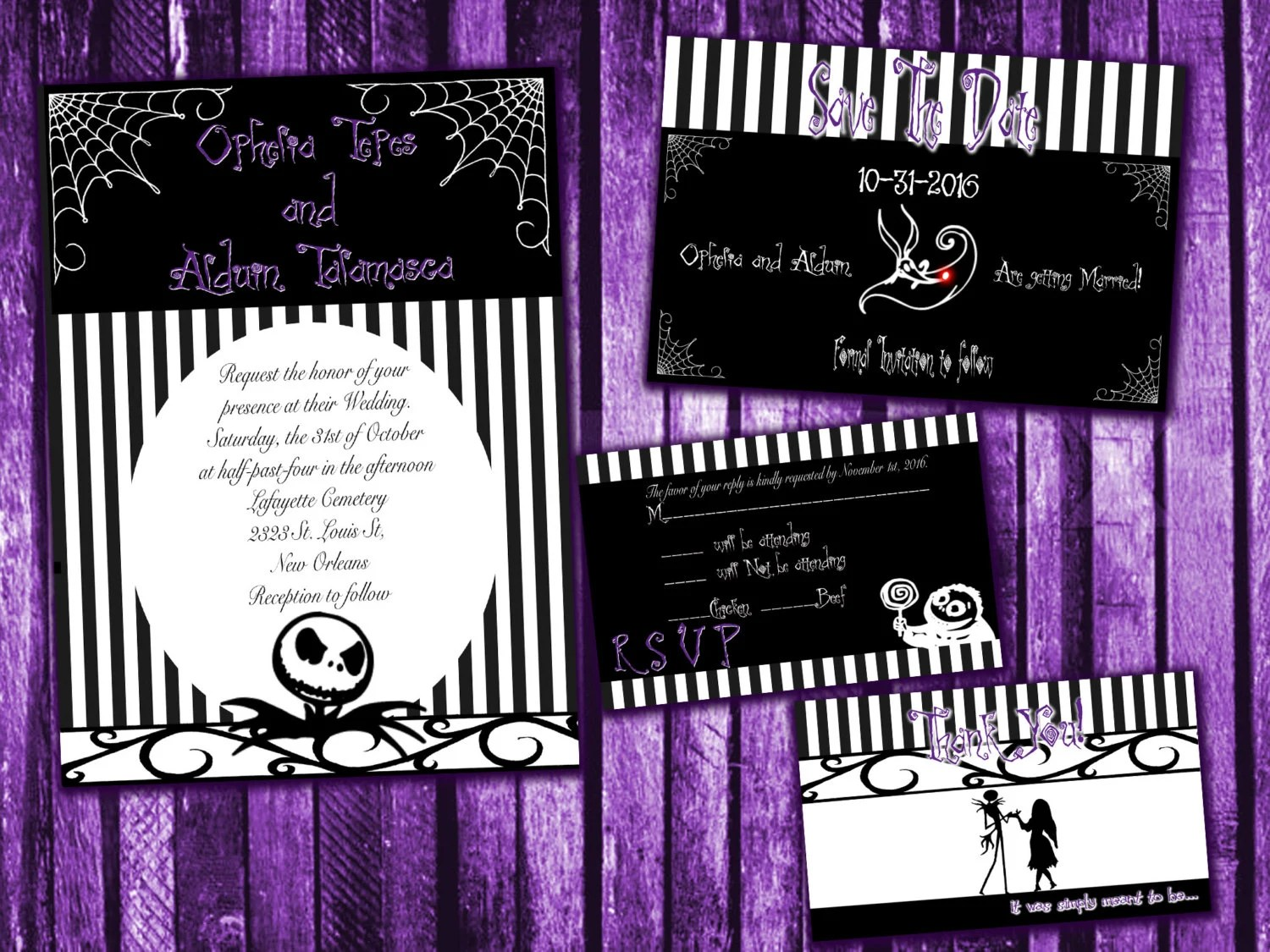 Classy The Nightmare Before Christmas Inspired By PandorasArt