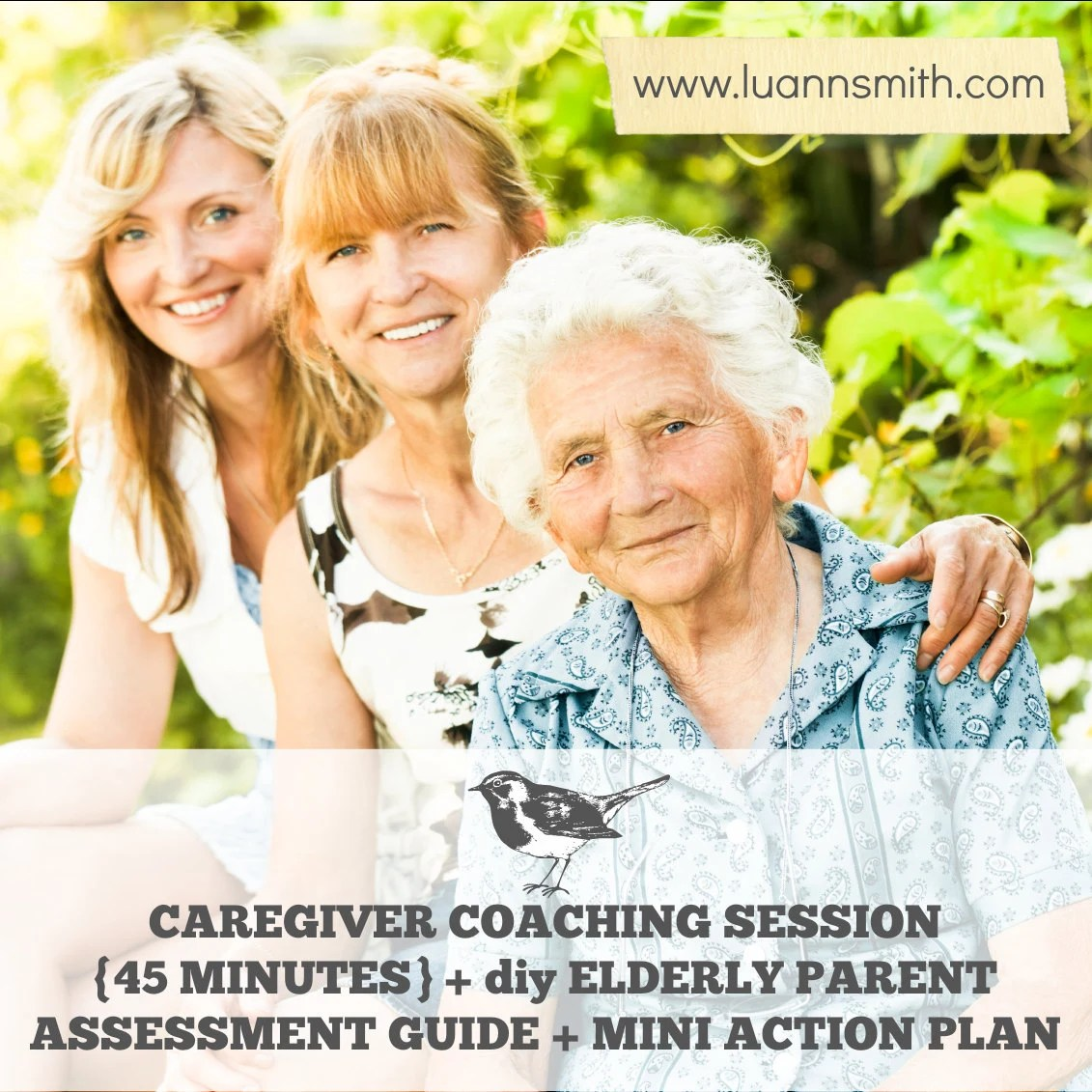 Caregiver Coaching Session And Diy Elderly Parent By Myecc