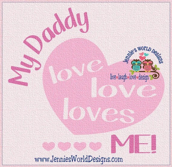 Download My mommy loves me Bundle - SVG/DXF/PNG - daddy, uncle ...