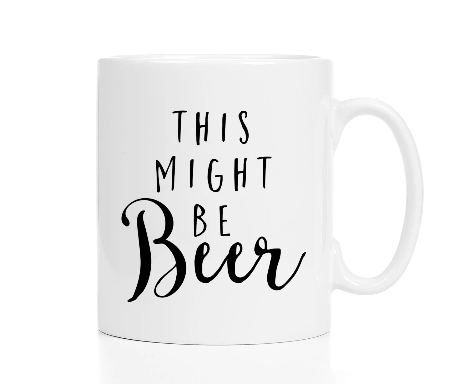 Beer Lovers T This Might Be Beer Mug T For Beer