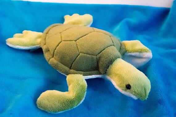 Sea Turtle Stuffed Animal Pattern