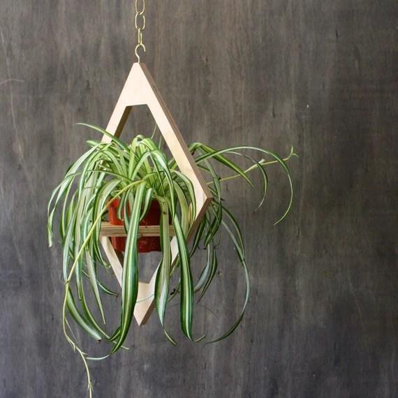 Modern Hanging Planter