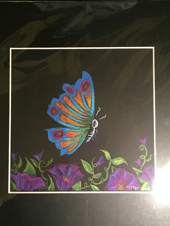 """Print """"Early Morning Flutter"""""""