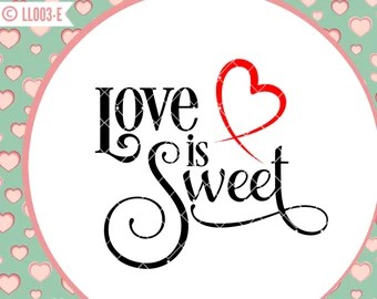 Download Candy heart clip art | Etsy
