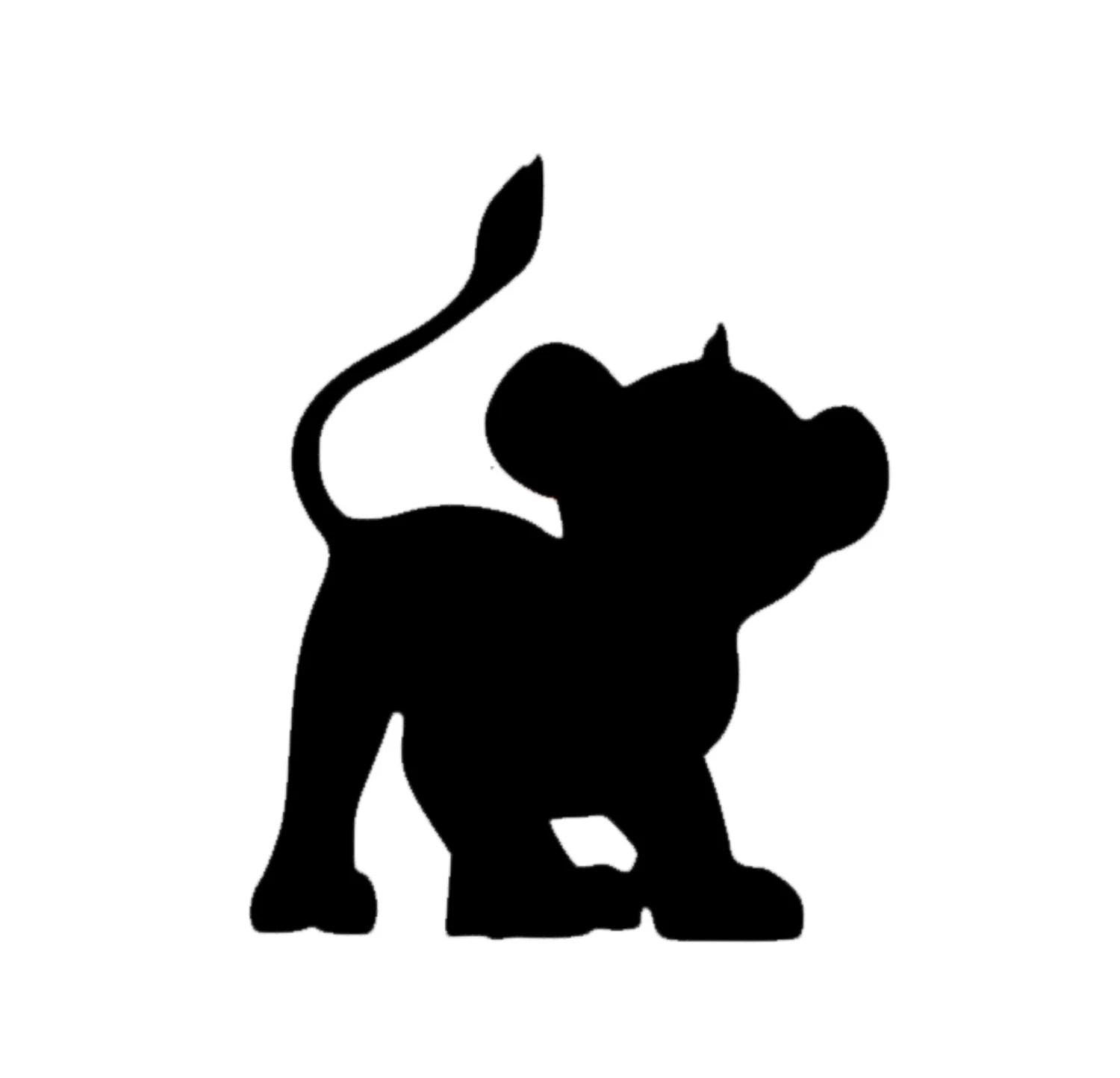 Nala Lion King Silhouette