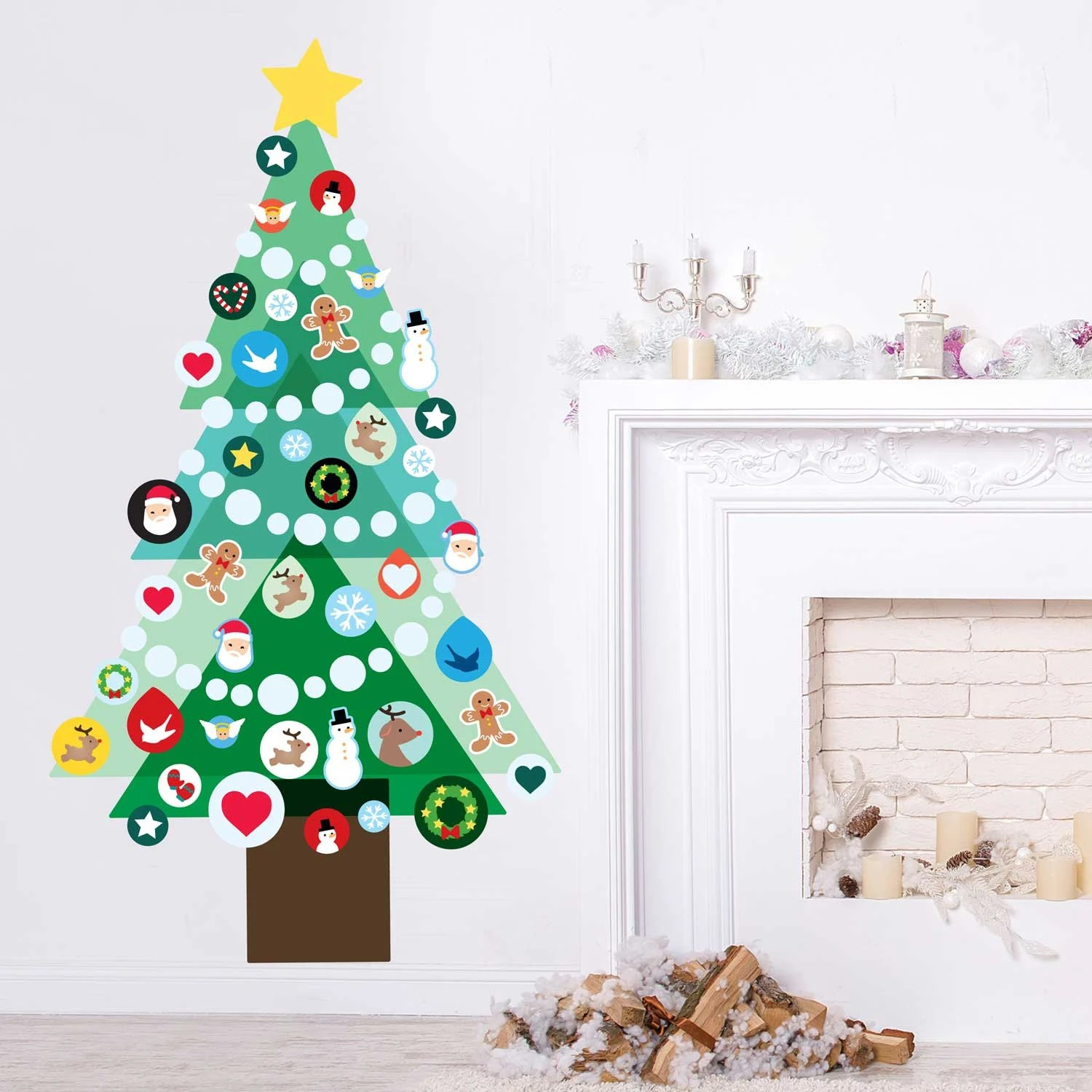 christmas tree decorating kits complete