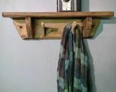 handmade chunky wall shel...