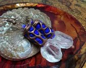 Bronze, Quartz Crystal, a...