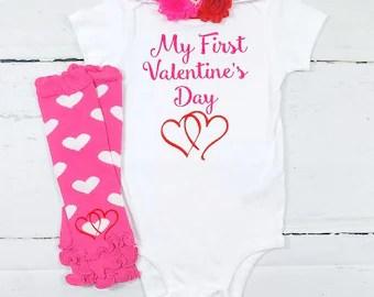 Baby Valentine Shirt Etsy