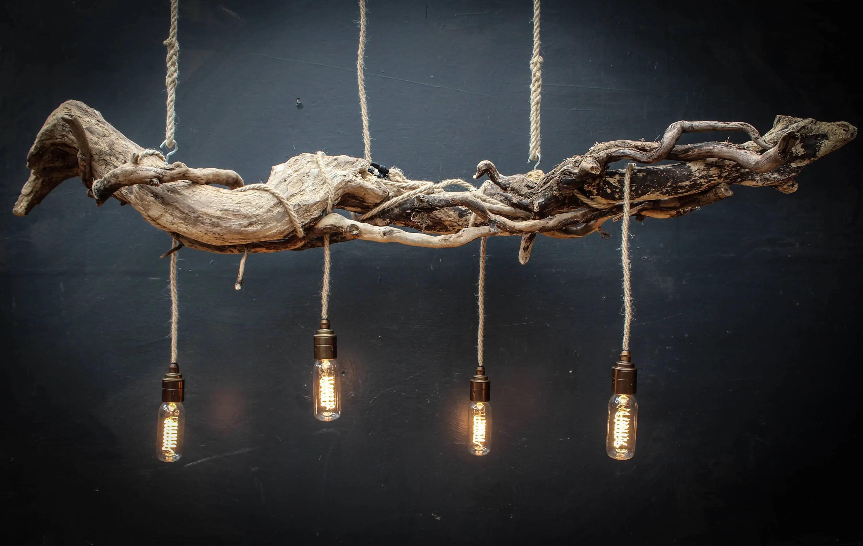Industrial Light Plug Pendant