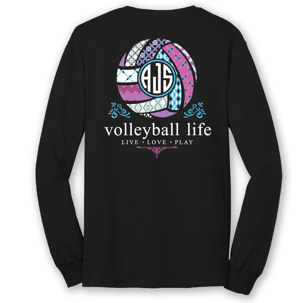 Sayings Shirts Volleyball