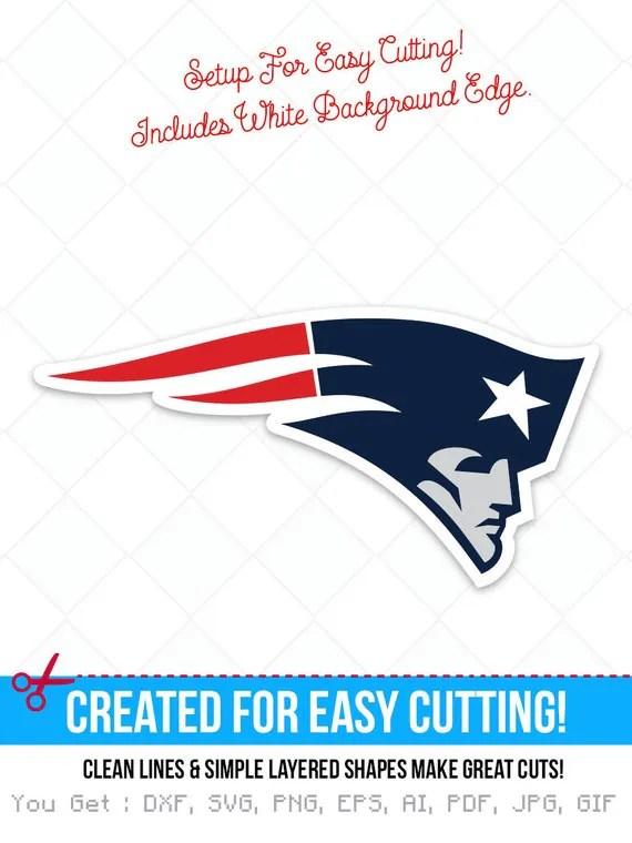 Download New England Patriots svg patriots dxf football team by ...