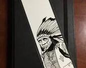 Chief - Original Ink Draw...