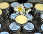 Handmade Lip Balm - .5oz No Artificial Colors, Dyes or Flavors. Organic. Beneficial Oils of Lavender Peppermint Rosemary Eucalyptus Vanilla