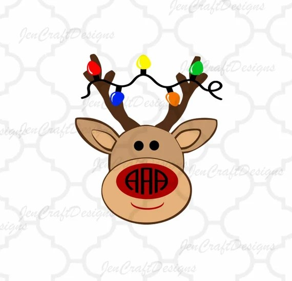 Download Reindeer svg Cutting Files SVG EPS Png Dxf Cricut Design