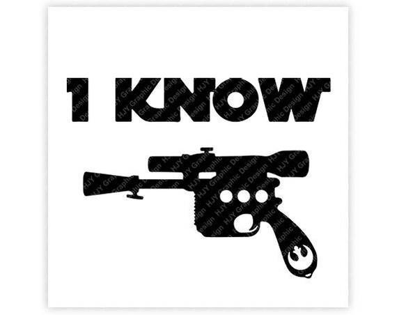 Download Disney, Star Wars, I Love You, I Know, Buns, Blaster ...