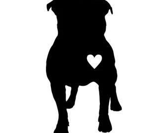 Download Dog breed decal | Etsy