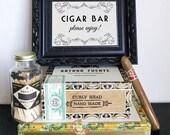 Printable Cigar Bar Sign ...