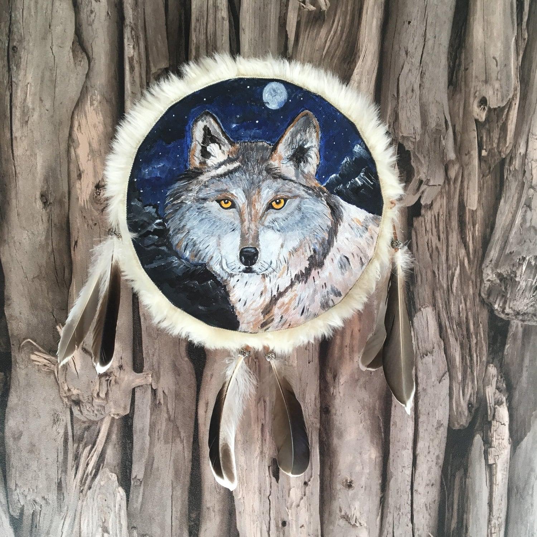 Wall Art Native American Spirit Name